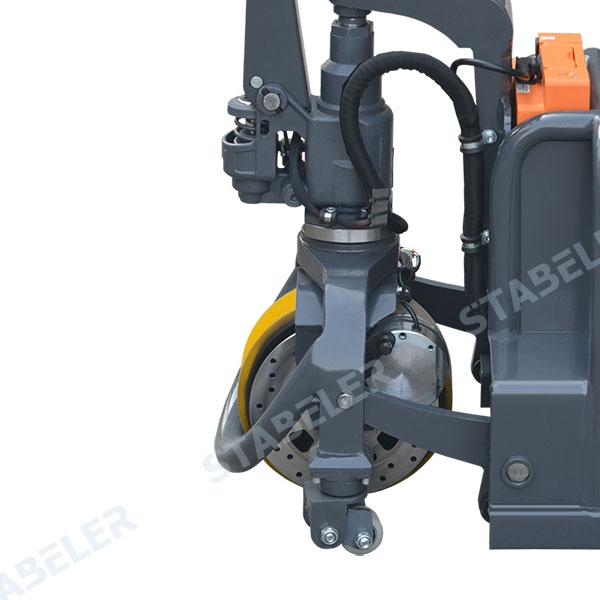 Самоходная тележка PROLIFT SD 15L (2 АКБ)