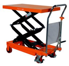 Подъемные столы - виды, конструкция