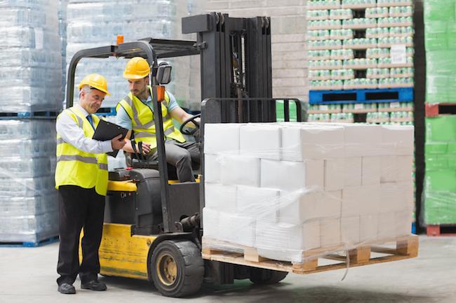 Безопасность работы на складе, рекомендации, советы