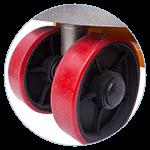 Гидравлическая тележка для склада: частые вопросы про рохлю