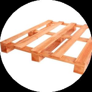 Деревянные складские поддоны